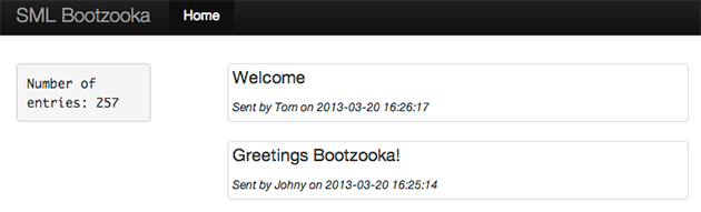 Bootzooka Iteration 11: project rename and Jasmine tests visibility in TeamCity