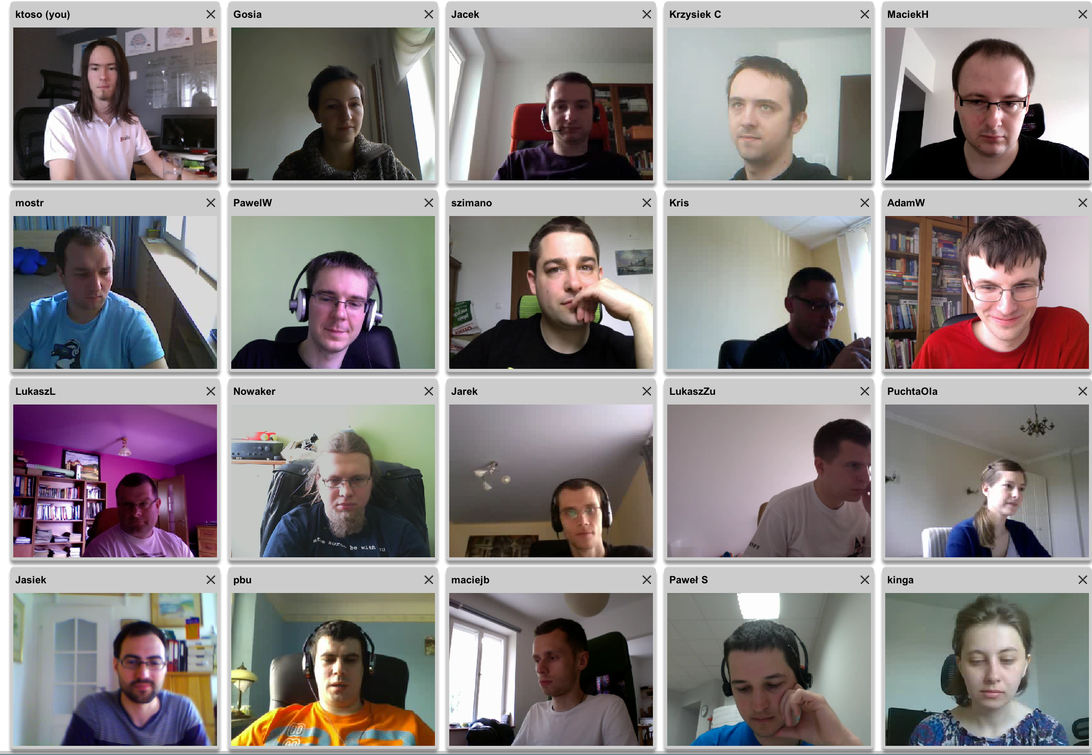 20-Person Online Meeting That Works